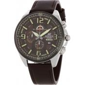 Casio - Edifice EFR-555BL-5AVUEF - Montres casio edifice