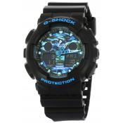 Casio - G-Shock G-Classic GA-100CB-1AER - Montre silicone homme