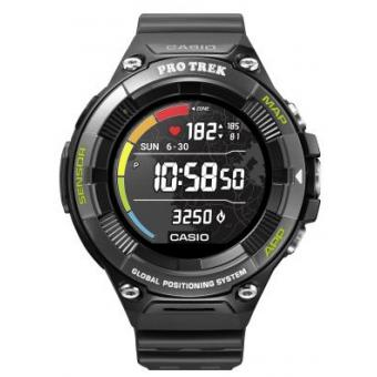 Casio - WSD-F21HR-BKAGE - Stay at home
