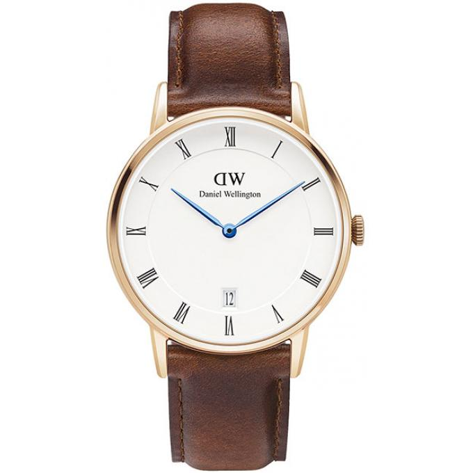 montre daniel wellington dapper dw00100091 montre cuir beige femme sur mode in motion. Black Bedroom Furniture Sets. Home Design Ideas