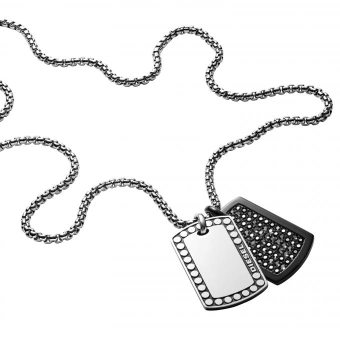 quel taille collier homme