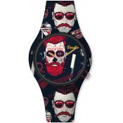 Doodle - Street Fighter Mood DO42001 - Montre Homme