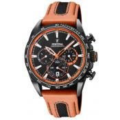 Festina - F20351-5 - Montre homme orange