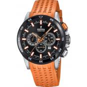 Festina - F20353-6 - Montre homme orange
