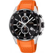 Festina - Originals F20330-4 - Montre homme orange