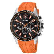 Festina - Originals F20376-5 - Montre homme orange