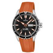 Festina - Originals F20378-5 - Montre homme orange