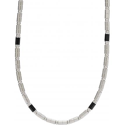 Collier et pendentif Homme Fossil JF02927040