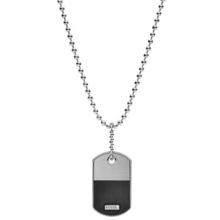 Collier et pendentif Homme Fossil JF03312040