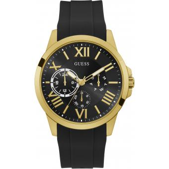 Guess - GW0012G2 - Montre silicone homme