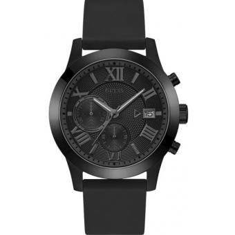 Guess - W1055G1 - Montre silicone homme