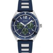 Guess - W1167G1 - Montre silicone homme