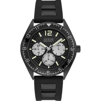 Guess - W1167G2 - Montre silicone homme