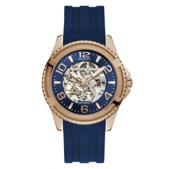 Guess - W1268G3 - Montre silicone homme