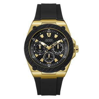 Guess - Legacy W1049G5 - Montre silicone homme