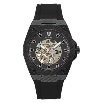 Guess - Legacy W1247G1 - Montre silicone homme