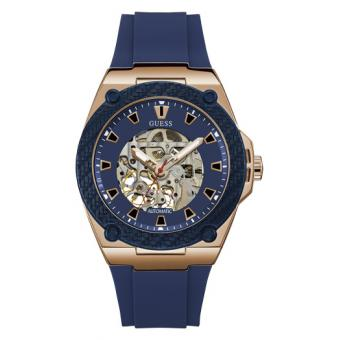 Guess - Legacy W1247G2 - Montre silicone homme