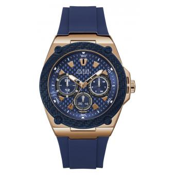 Guess - W1049G2 - Montre silicone homme