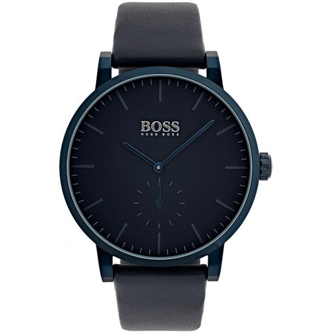 montre hugo boss 1513502 sur mode in motion. Black Bedroom Furniture Sets. Home Design Ideas
