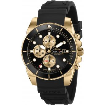 Sector - R3271776009 - Montre silicone homme