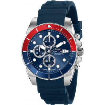 Sector - R3271776010 - Montre silicone homme