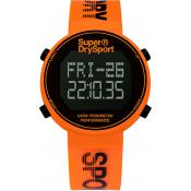 Superdry - DigiPedometer SYG203O - Montres enfants digitales