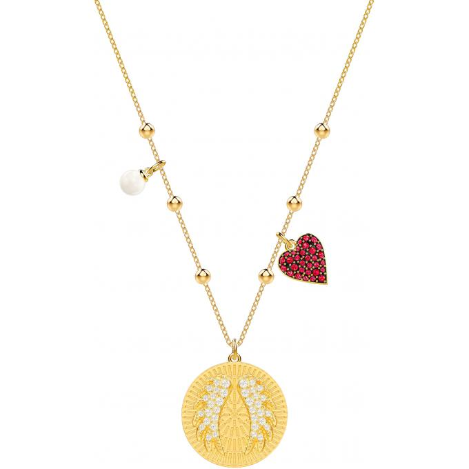 buy cheap look out for new york Collier et pendentif Swarovski 5461801 Plus d'infos