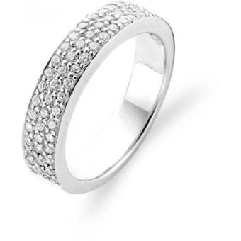 Bague Silver Multirangs 1401ZI