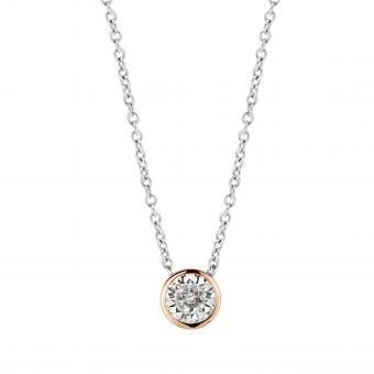 Ti Sento - Shimmering lights 3845ZR-42 - Collier ti sento