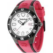 Timberland - 14323JSUB-04 - Montre homme rouge