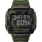 Timex - TW5M20400SU - Montre silicone homme