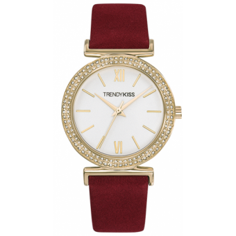Trendy Kiss - TG10098-01R - Montre trendy kiss
