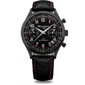 William L - Vintage Style Chronograph WLIB01NRBNSR - Montre william l
